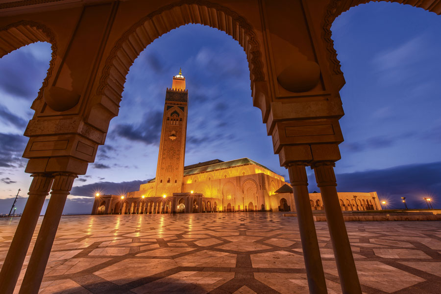 casablanca morocco grand tour 15 days