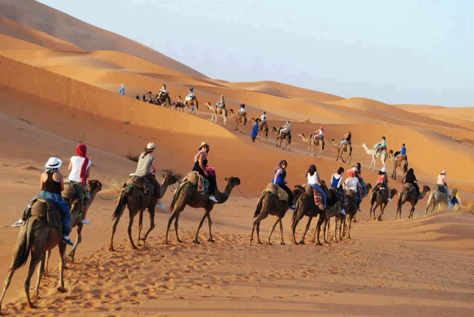 Casablanca to chefchaouen 4 days
