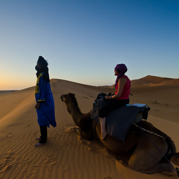 casablanca desert tours 4 days