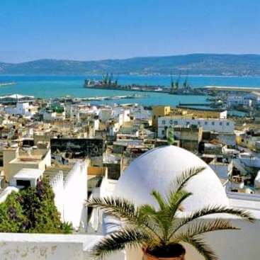 Fes to tangier 2 days