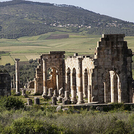 Fes to volubilis day trips